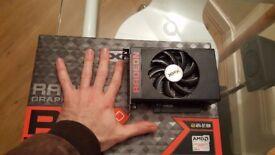 XFX AMD R9 Fury Nano 4GB HBM HDMI 4K Graphics Video Card GPU - mining gaming Vega 56 warranty