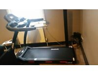 Reebok ONE GT40S treadmill with silicone oil
