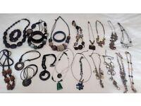 Necklaces - East / Per Una / Next etc - All for £10.