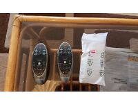 Samsung smart remote control compatible on most 2015 and 2016 models - (BN59-01182B)