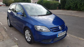2005 VOLKSWAGEN GOLF PLUS SPORT TDI