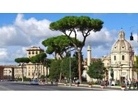 Bed & Breakfast Rome City Break from £149pp