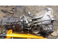 VW Passat, Audi A4 A6, Skoda Superb AVF 6 speed manual gearbox