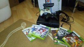 Xbox 360 slim with xbox live