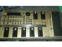 Boss GT-6 multi fx