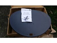 5 New Satellite Dish Universal Zone 1