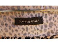 Leopard print T shirt
