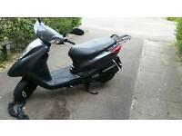 Motorbike yamaha vity