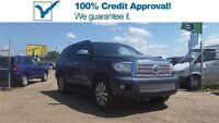 2008 Toyota Sequoia Limited Amazing Value!!