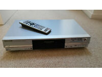 Panasonic DVD Video Recorder DMR-E55 in excellent condition with remote control