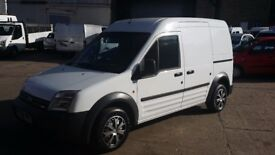 2008 / 08 Plate Ford Transit Connect 1.8TDCI T230 LWB HIGH ROOF Panel Van NO ...