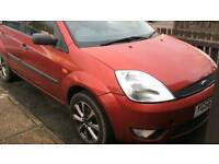 Ford fiesta 1.25 2006 STYLE 78,000 miles Open to OFFERS