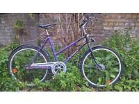 Vintage Kalkhoff Highlander Hybrid Bike in Perfect Order