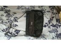Brown French connection handbag