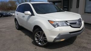 2008 Acura MDX Technology Package - NAV! CAMERA!