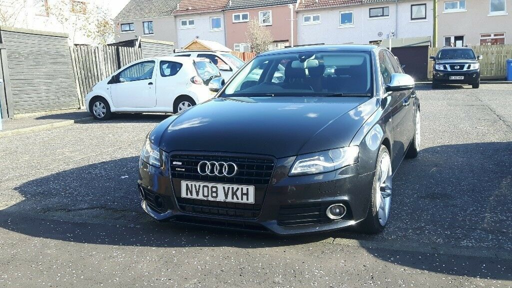 Sale Or Swap Audi A4 B8 30 Tdi Quattro In Kirkcaldy Fife