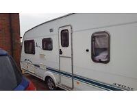 Swift chaleger 490 se 2003 caravan