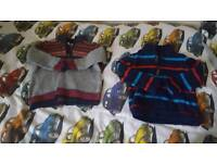 2 winter Jumpers 4yrs