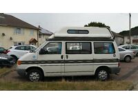 VW T4 Trident high-top Campervan