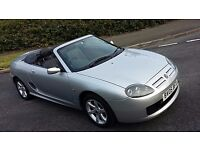 MG TF 135 bhp . RECENT HEAD GASKET , NEW CAMBELT , LEATHER UPHOLSTERY , GLASS HEATED REAR WINDOW ,