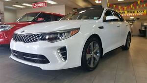 2016 Kia Optima SX-L Turbo.. Top of Line!! { $209 Bi-Weekly} 0 D