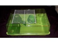 Syrian/Russian Dwarf hamster/ white mice cage