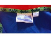 Girl guides t-shirt/nearly new