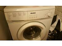 White Bush washing machine