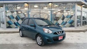 2017 Nissan Micra SV-ALL IN PRICING-$99 BIWKLY+HST/LICENSING