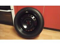 RENAULT 16 INCH WHEEL AND TYRE NEW