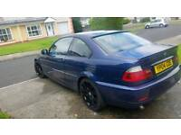 Bmw 320cd 210bhp 2004 moted june 2019 face lift