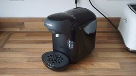 Bosch Tassimo Vivy TAS1202GB 2 Cups Coffee & Espresso Combo - Black