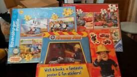 Thomas and Friends , fireman sam , Christmas