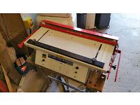 Acrylic/plastic/HDPE sheet strip heater