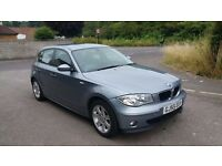 BMW 1 SERIES 116i E87 only 86K miles, FSH, GREAT CONDITION