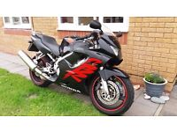 Honda CBR 600F - Full Mot - Loads of History - Nationwide delivery Available