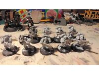 space marine army for sale warhammer 40k