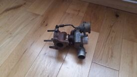 turbo charger astra 1,7 l 16V DTI Y17DT