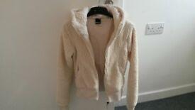 Bench fleece jacket size small