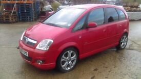 2006-2010 VAUXHALL MERIVA 1.8 PETROL AUTO BREAKING FOR SPARES PARTS