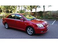 Toyota Avensis Automatic 1.8 L 5 door Only 37K, Full History, Head Turner Beats Accord A4 Passat 318