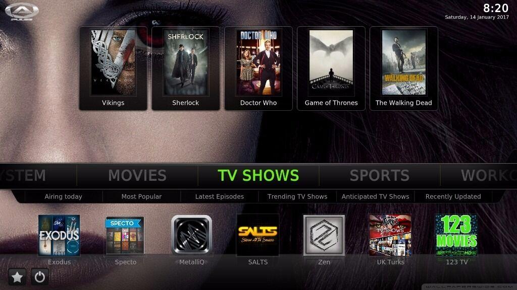 Amazon Fire TV Stick✓Kodi 16.1✓Fully Loaded✓Movies✓Sports✓Live TV ✓Kids✓Music✓XXX+More