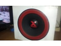 LG SUB 15 INCH SUB SPEAKER could do with a new box £55 O N O