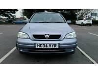 Vauxhall Astra 2004 1.6 petrol 58000 miles
