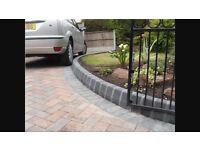 Block paving driveways, Slabbing, Fencing, Brick walls, Building work, Roofing, Plastering, Tiling