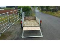Trailer 7ft8 by 4ft3