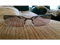 Genuine Calvin Klein tinted glasses