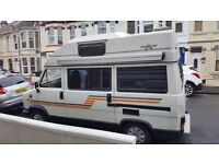 Talbot Autohomes Camelot Motorhome Campervan Low Mileage For Year