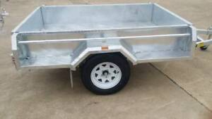 7x5 Hot dipped galvanised trailer Hindmarsh Charles Sturt Area Preview