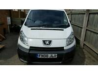Breaking 2007 to 2014 citroen Dispatch Peugeot Expert 1.6 HDi all parts available
